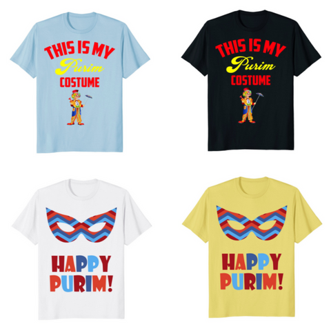 Purim T-Shirts
