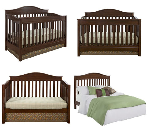 Eddie Bauer Langley 4 in 1 Crib