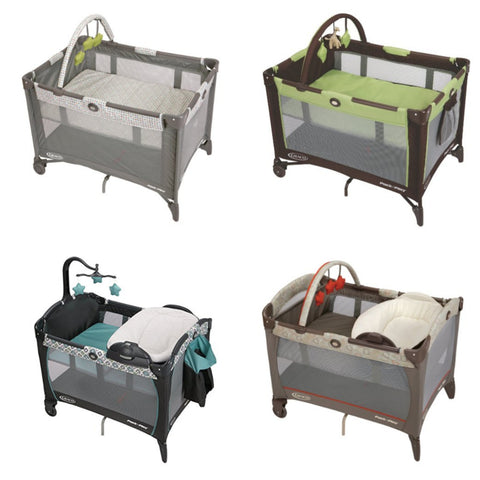 TODAY ONLY: Huge sale on Graco Pack N Play Playards