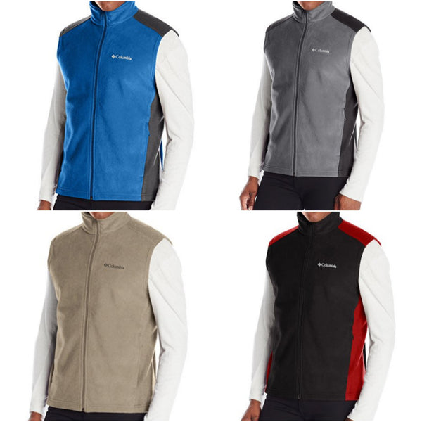 Columbia Men's Fleece Vests