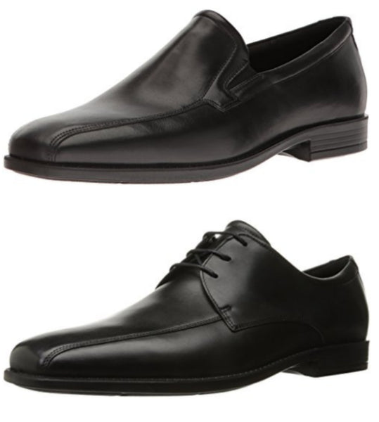 ECCO oxfords or slip on loafers