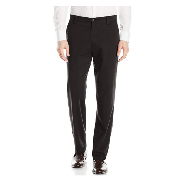 Dockers classic-fit flat-front pants