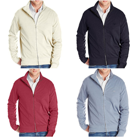 Dockers Full-Zip French Terry Jacket