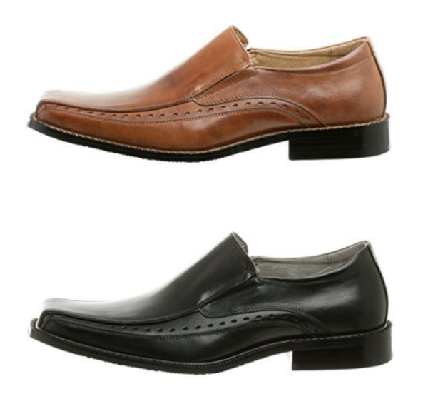 Stacy Adams slip on loafers