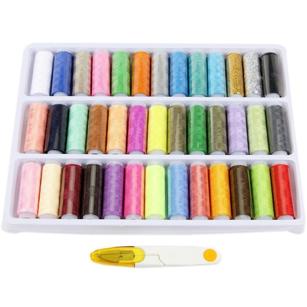 Polyester Sewing Thread Box Kit Set