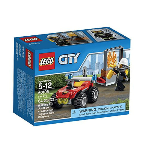 LEGO CITY Fire ATV