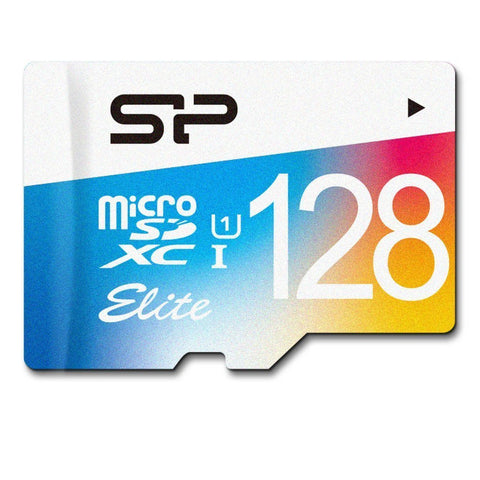 Silicon Power 128 GB memory card