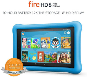 Up To 50% Off All-New Fire 7 Tablets And Kindle On Sale