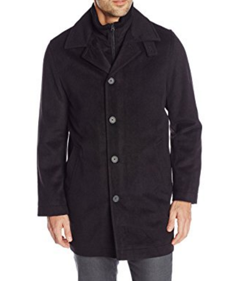 Nautica Men's Wool-Blend Coats