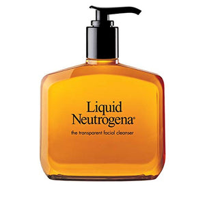 8oz Liquid Neutrogena Fragrance-Free Facial Cleanser