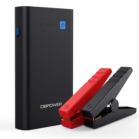 DBPOWER 500A 10800mAh Portable Car Jump Starter