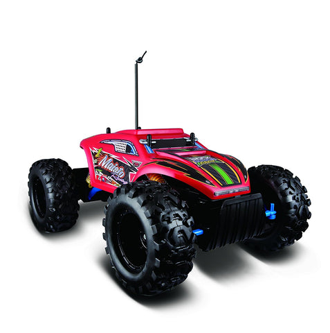 Remote control rock crawler