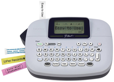 Brother P-touch Handy Label Maker