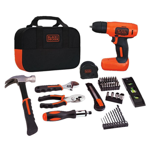 Black & Decker Drill Project Kit