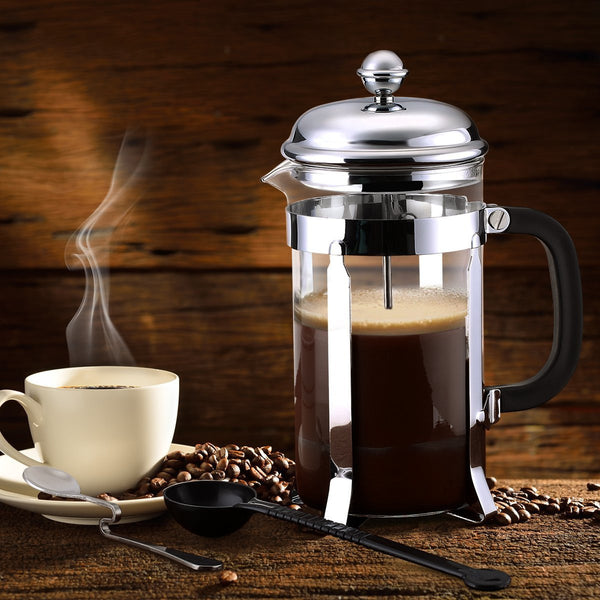 8 Cup French Press Coffee Maker