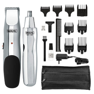 Wahl Rechargeable Hair Trimmer Set