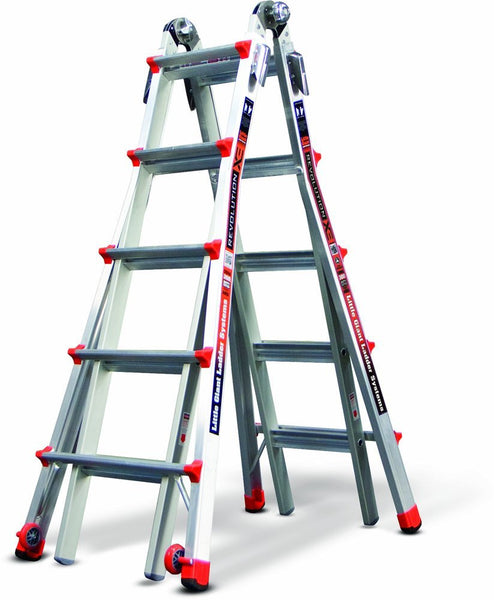 Little Giant 22-Foot RevolutionXE Multi-Use Ladder