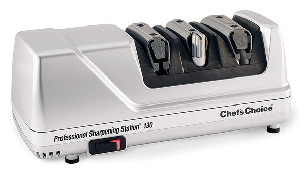 Chef'sChoice 130 Professional Electric Knife Sharpening Station