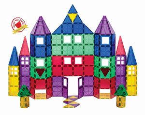 Playmags 100 Piece Super Set: With Strongest Magnets Guaranteed
