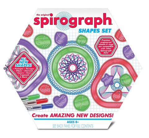 Spirograph Shapes