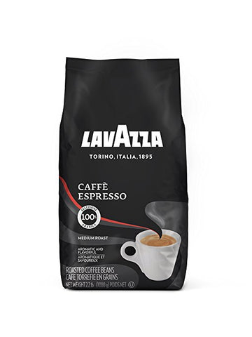 2.2-lb Lavazza Caffe Espresso Whole Bean Coffee Blend (Medium Roast)