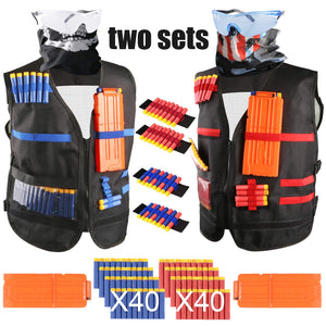 Set Of 2 Tactical Vest Kits