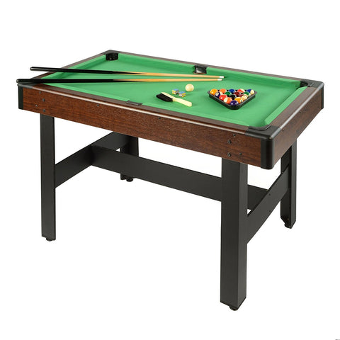 "48"" Voit Billiards Pool Table with Accessories"