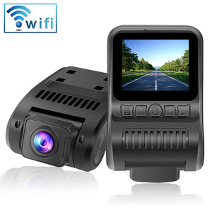 1080P FHD Dash Cam With Built in WiFi