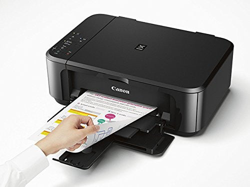 Canon Wireless All-In-One Color Inkjet Printer