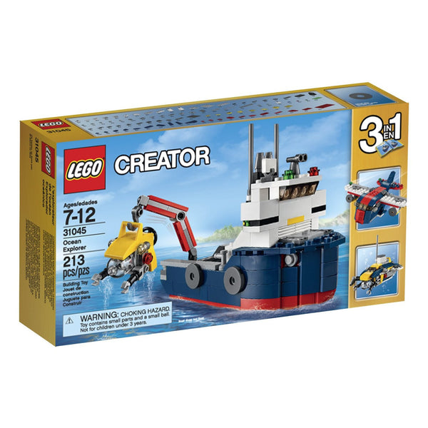 LEGO Creator Ocean Explorer Science Toy for Kids