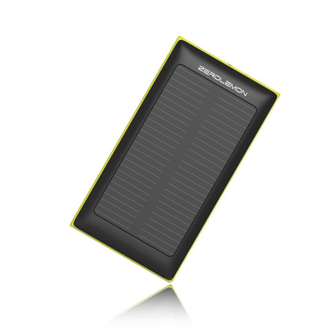 10000mAh solar powered charger