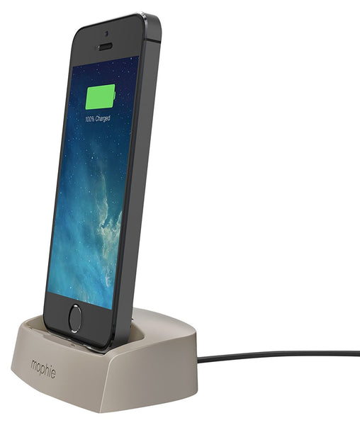 Mophie desktop iPhone lightning dock