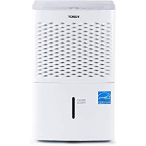 Save up to 28% on TOSOT Energy Star Dehumidifiers