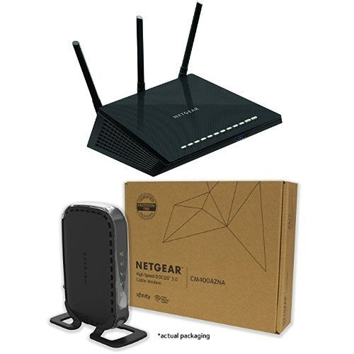 Free Cable Modem ($49.99 value) with Nighthawk Router