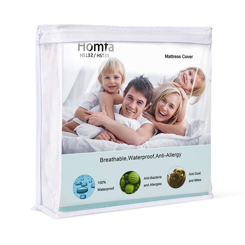 Queen Size Mattress Pad Cover Protector