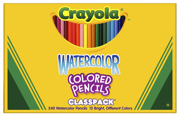 Crayola Thick Wood Pencil