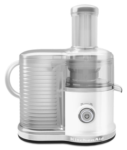 KitchenAid Easy Clean Juicer, White