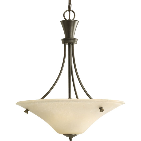 3-Light Cantata Inverted Pendant