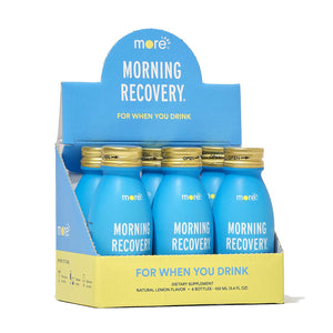 Pack Of 6 Morning Recovery Hangover Prevention Drink