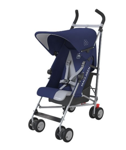 Maclaren Triumph Stroller - Blue or Black