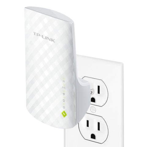 TP-Link Dual Band Wi-Fi Range Extender