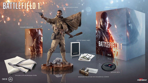 Battlefield 1 Exclusive Collector's Edition - Deluxe - PS4