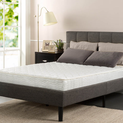Zinus Pocketed Spring 8 Inch Classic Queen Mattress