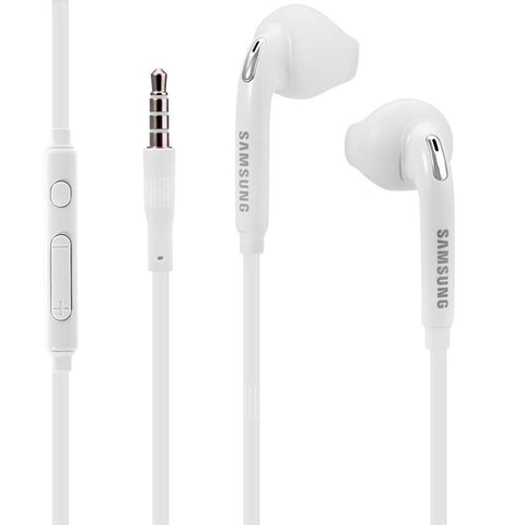 Authentic Samsung Wired Headset Earphones W/ Mic for Samsung Galaxy