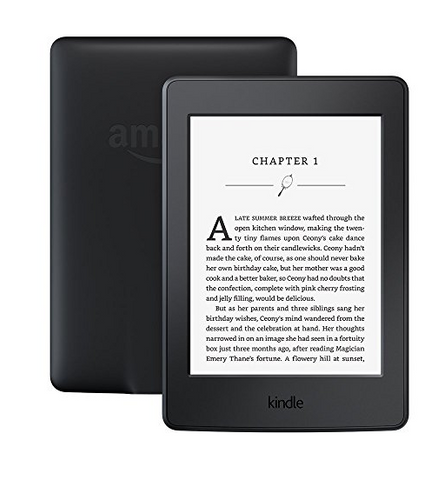 Lowest ever prices on Kindles