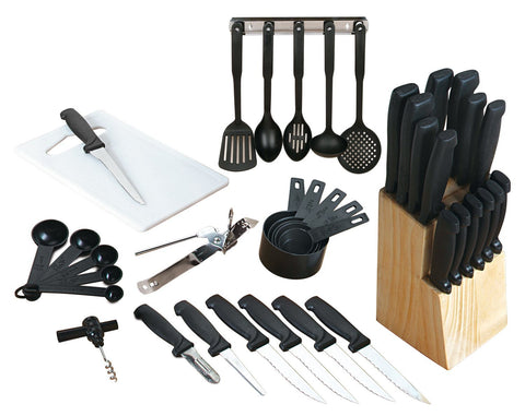 41-Piece Cutlery Combo Set