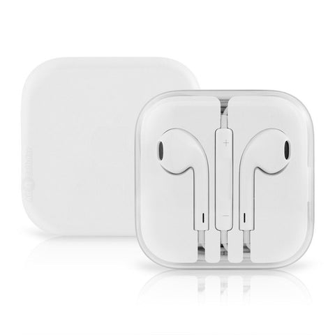 Authentic Apple Earpods for with Remote & Mic