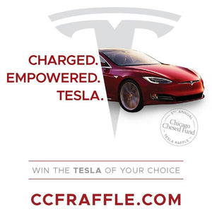 SALE! Win the Tesla of your choice (models S,X, Y, or 3) or drive off with $50,000!
