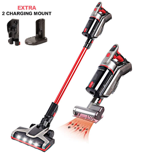 2 in 1 Powerful Cordless Vacuum Cleaner