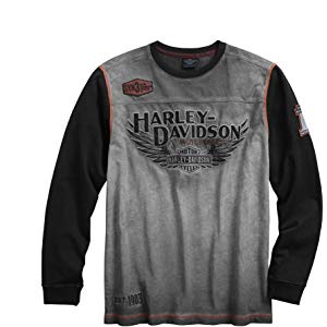 Save 35% on Harley Davidson Clothing